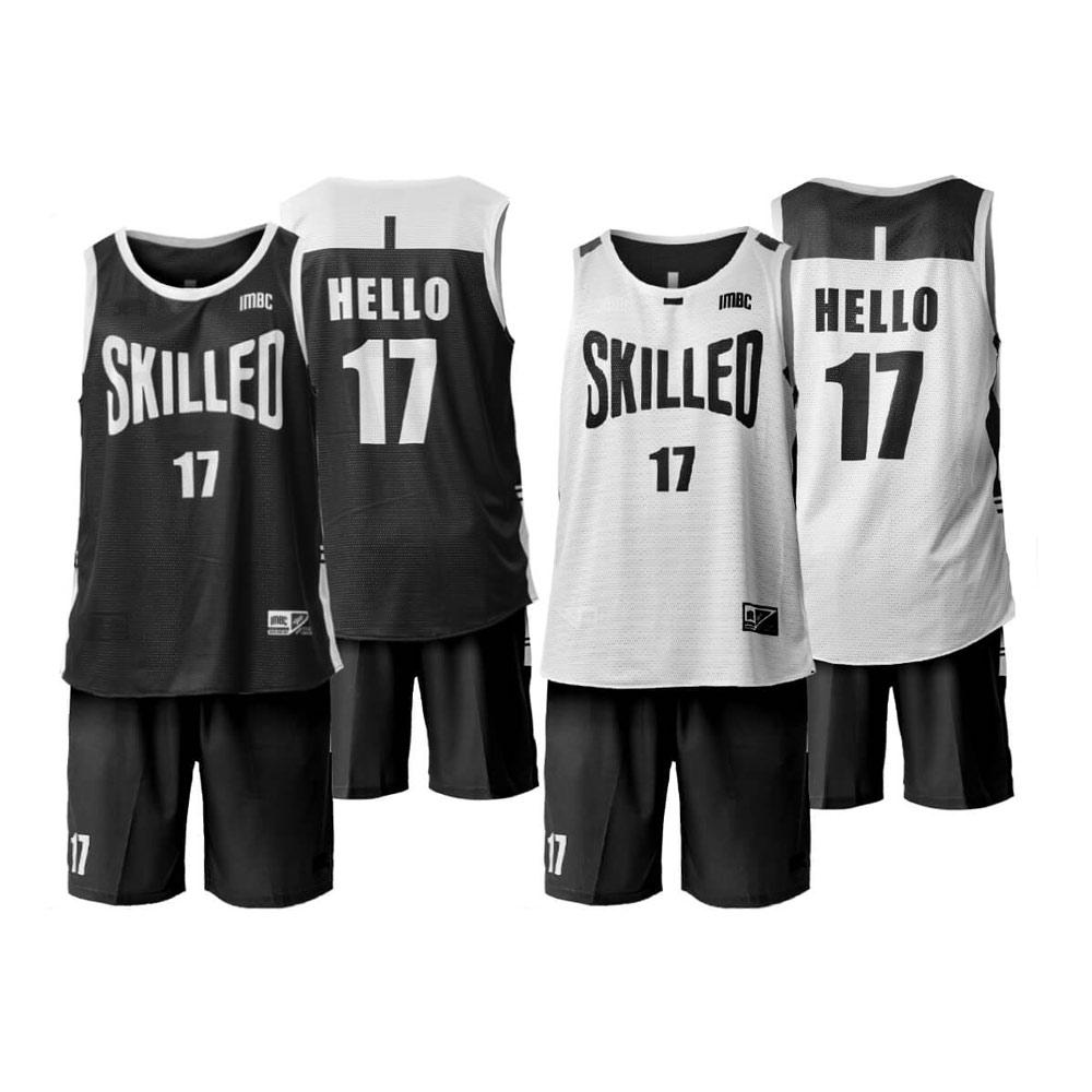 雙面籃球服-1