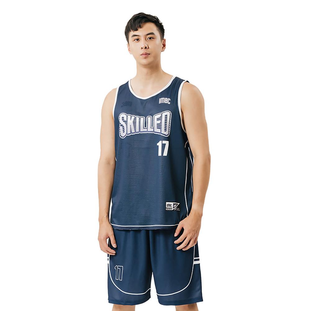 籃球衣-訂做-單面-色彩實驗-C