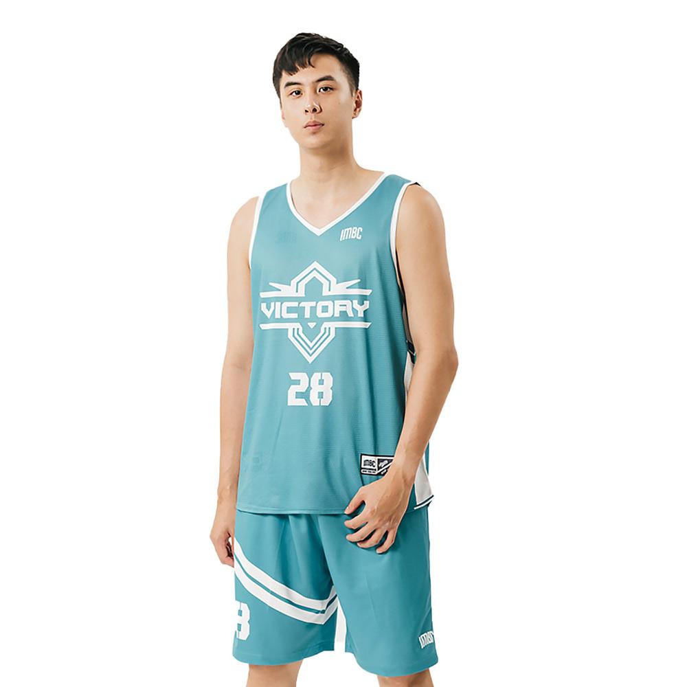籃球衣-訂做-單面-色彩實驗-V
