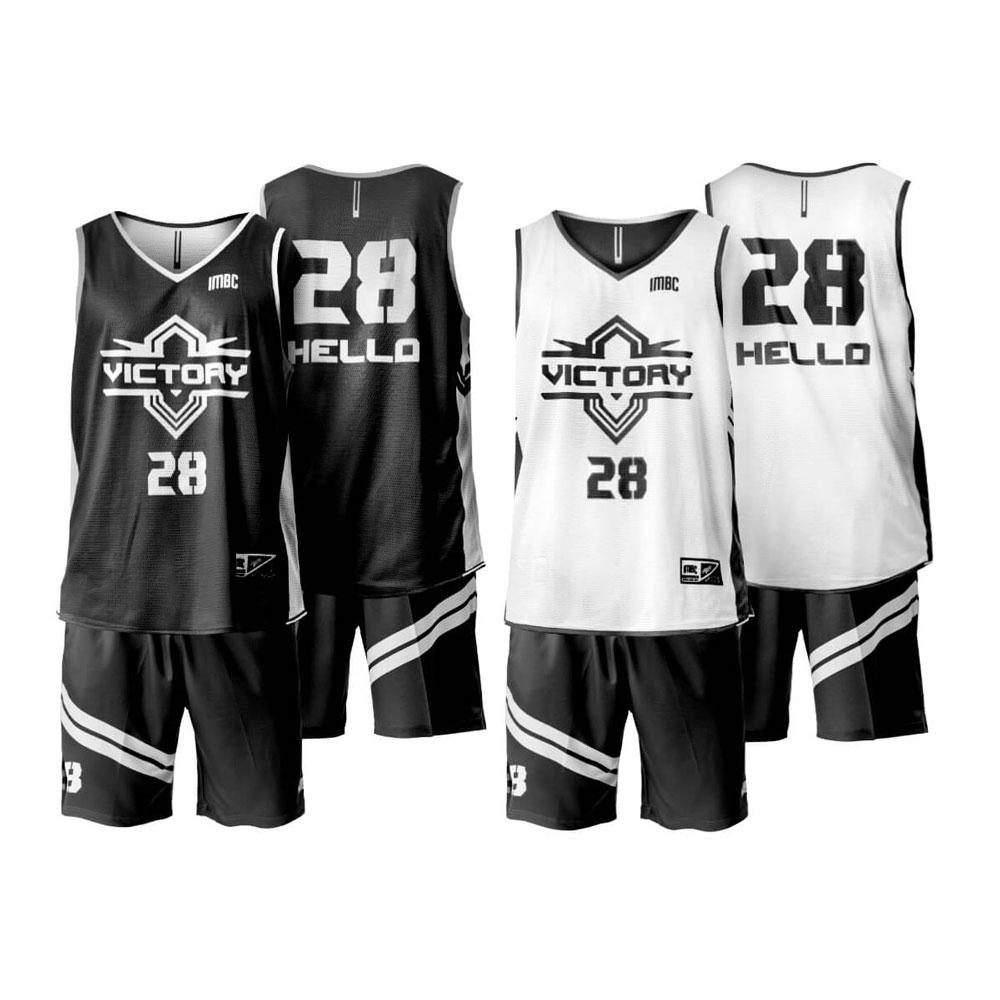雙面籃球服2