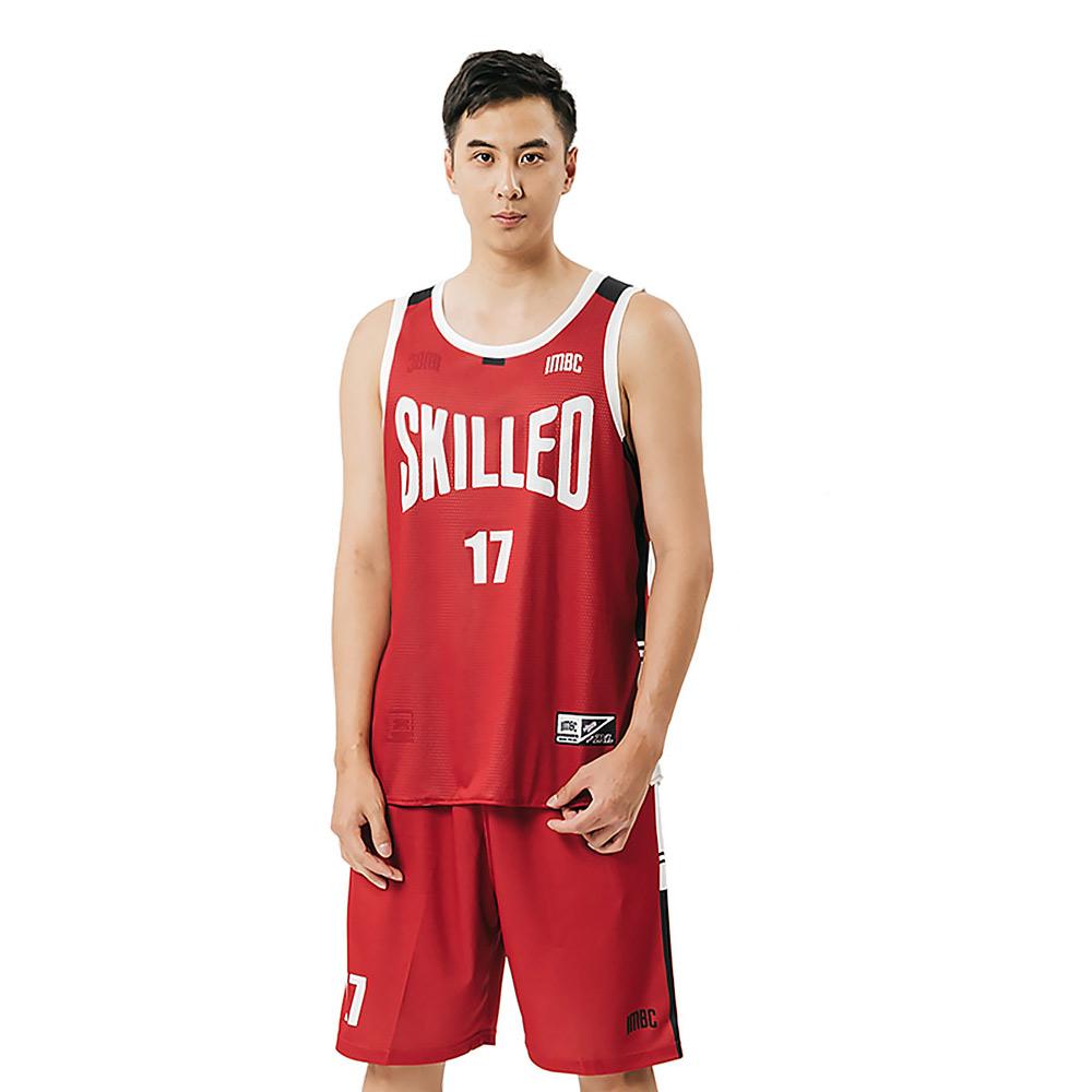 籃球衣-訂做-雙面-色彩實驗X