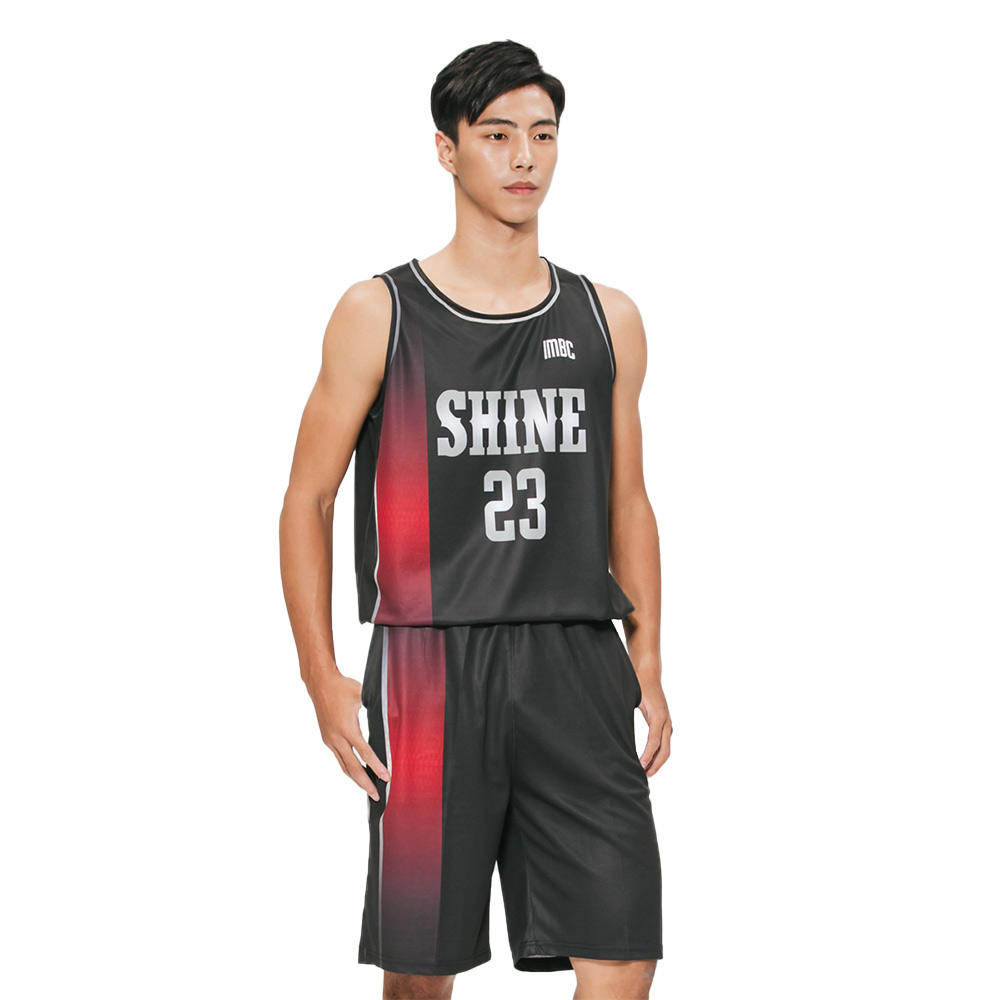 籃球衣-訂做-單面-征戰款