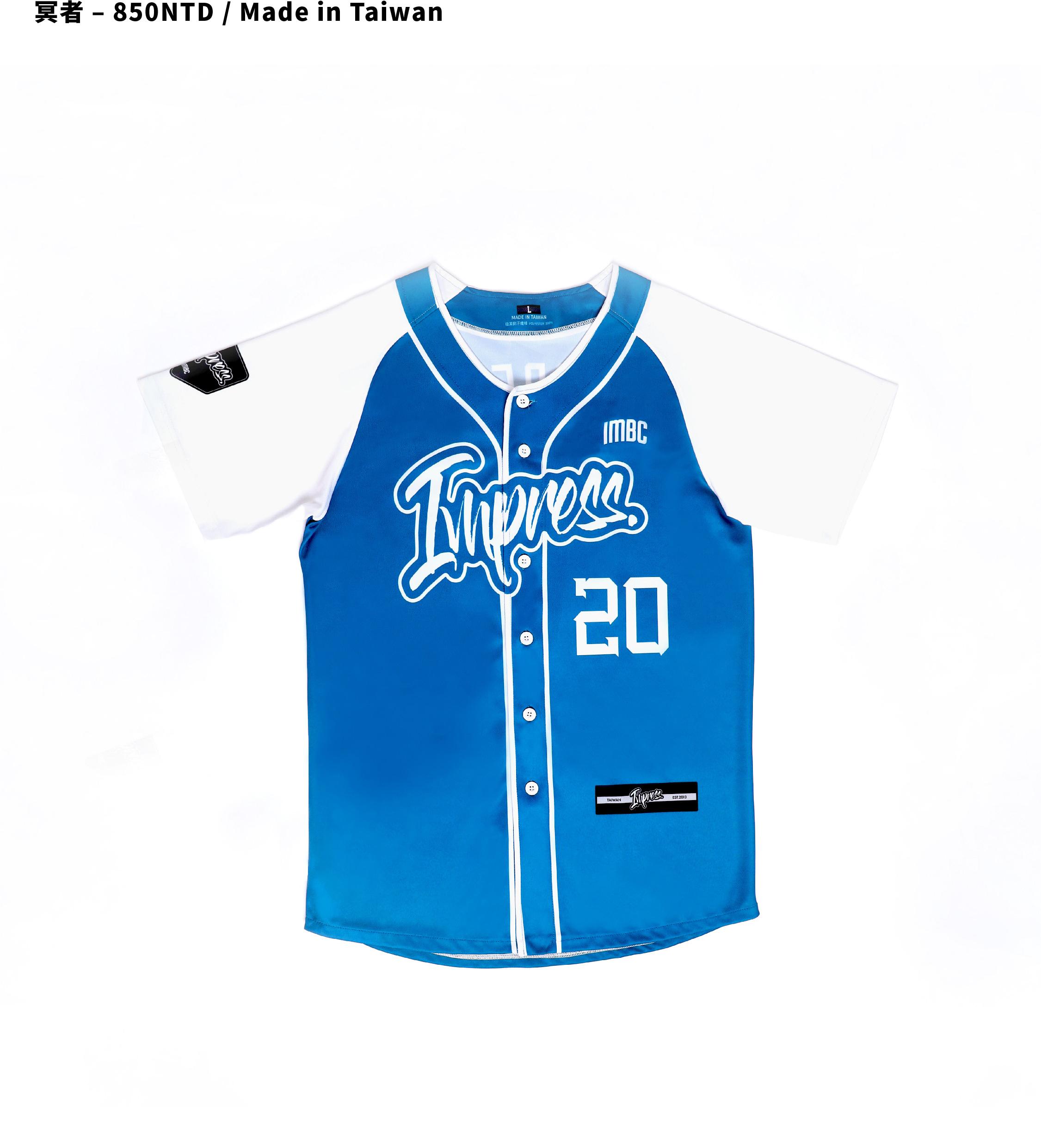 棒壘球衣訂做-1