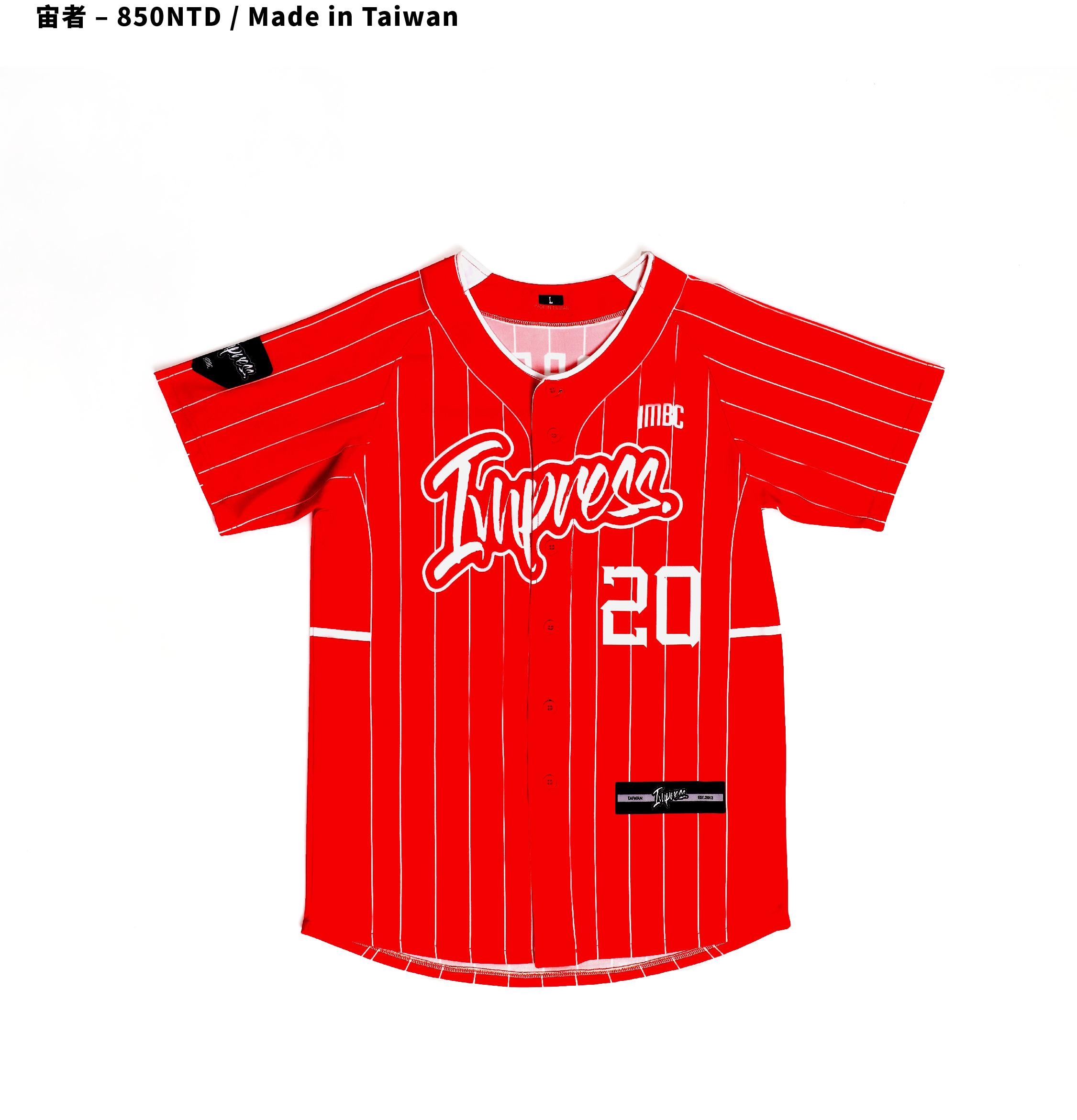 棒壘球衣訂做-2